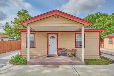 Houston Single Family Home For Sale: 9023 Tite Street