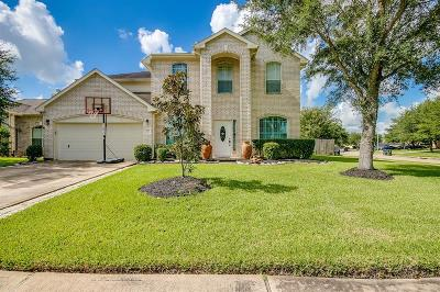 Sugar Land Single Family Home For Sale: 5502 Parkstone Court