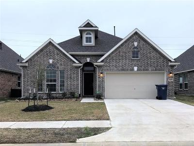 Baytown Single Family Home For Sale: 4803 Bay Vista Drive