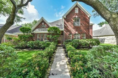 Sugar land Single Family Home For Sale: 4306 Three Rivers Drive