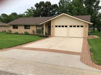 Kemah Single Family Home For Sale: 618 Bel Road