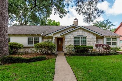 Houston Single Family Home For Sale: 9827 Canoga Lane