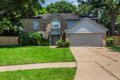 Katy Single Family Home For Sale: 21227 Park Bluff Drive