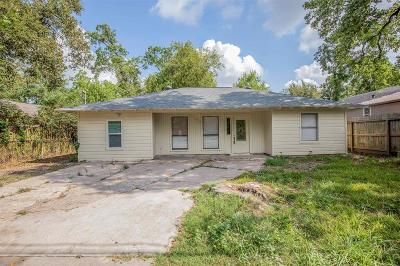 Single Family Home For Sale: 8161 Record Street