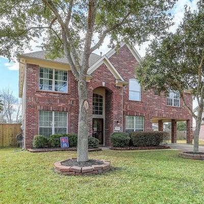 Conroe Single Family Home For Sale: 22929 Highland Estates Court