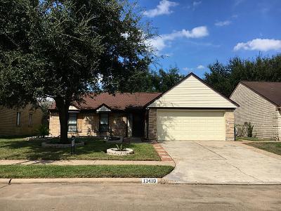 Single Family Home For Sale: 13410 Bridgewalk