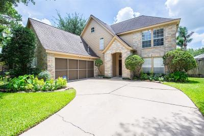 Katy Single Family Home For Sale: 22411 Cove Hollow Drive