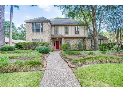 Humble Single Family Home For Sale: 2402 Golden Pond Drive