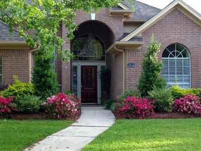 Single Family Home For Sale: 2614 Cypress Court