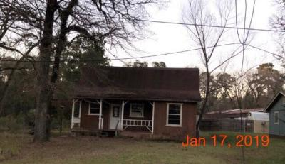 Trinity County Single Family Home Pending: 164 Hounds Chase Drive