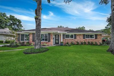 Timbergrove Manor Single Family Home For Sale: 6430 Kury Lane