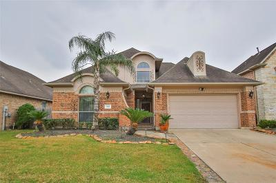 Manvel Single Family Home For Sale: 3627 Shady Grove Drive