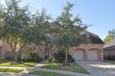 Humble Single Family Home For Sale: 12534 Honey Creek Trl