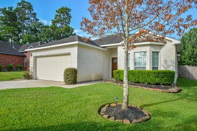Montgomery Single Family Home For Sale: 286 Adobe Ter