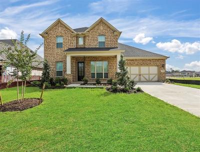 League City Single Family Home For Sale: 4814 Belwick Place