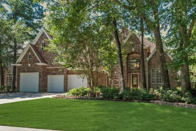 The Woodlands Single Family Home For Sale: 15 Cypress Lake Place