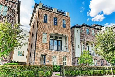 Houston Single Family Home For Sale: 9626 Kings Cross Station