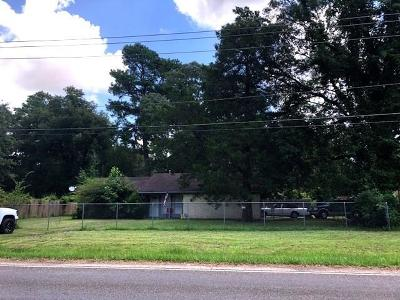 Single Family Home For Sale: 1001 Plum Grove Road