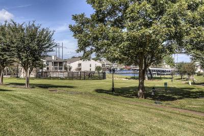 Conroe Condo/Townhouse For Sale: 103 Lakeview Ter #103E