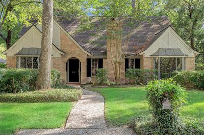 Kingwood Single Family Home For Sale: 2314 Willow Point Drive