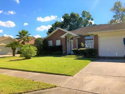 Channelview Single Family Home For Sale: 15010 Dunster Lane
