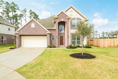 Kingwood Single Family Home For Sale: 25018 Dover River Oaks Lane