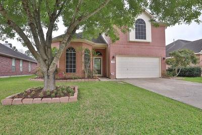 Pearland Single Family Home For Sale: 2746 Laguna Pointe Drive