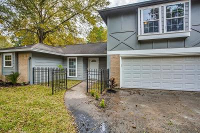 Conroe Single Family Home For Sale: 814 Glen Hollow Drive