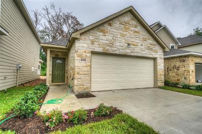 Houston Single Family Home For Sale: 6318 N Cebra Road N