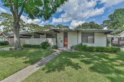 Houston Single Family Home For Sale: 4610 Alba Road