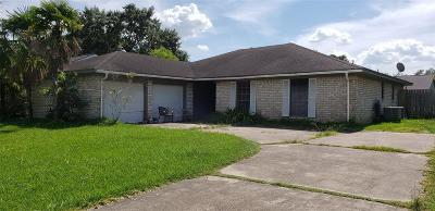 Katy Single Family Home For Sale: 410 Gentilly Drive