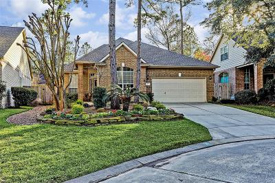 The Woodlands Single Family Home For Sale: 27 Wrenfield Place