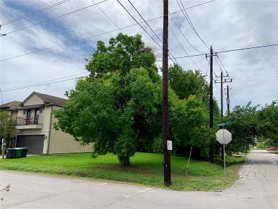 Houston Residential Lots & Land For Sale: 5019 Larkin Street