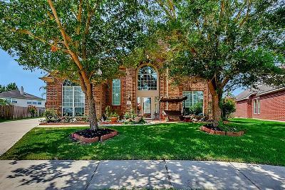 League City Single Family Home For Sale: 1223 Alder Circle