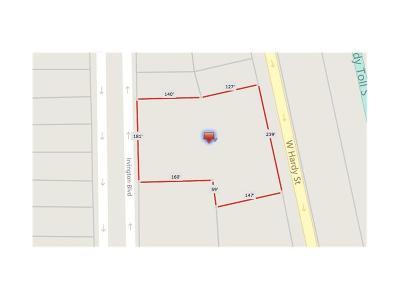 Houston Residential Lots & Land For Sale: Irvington Boulevard