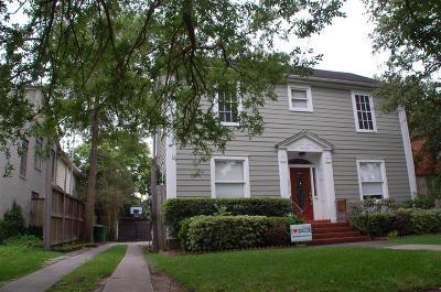 Rental For Rent: 2313 Sheridan Street