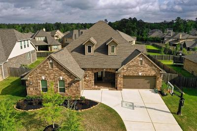 Conroe Single Family Home For Sale: 1816 Rocky Hills Drive