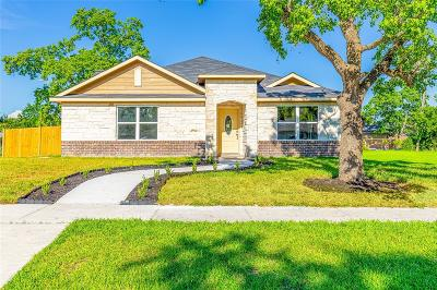 Houston Single Family Home For Sale: 14203 McCadden Street