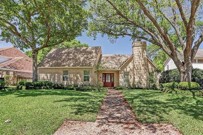 Memorial Single Family Home For Sale: 1106 Ivy Wall Drive