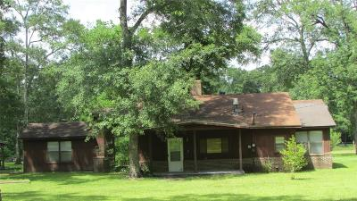 Willis Single Family Home For Sale: 6250 Woodland Lakes Drive
