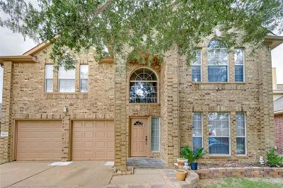 Katy Single Family Home For Sale: 6638 High Stone Lane