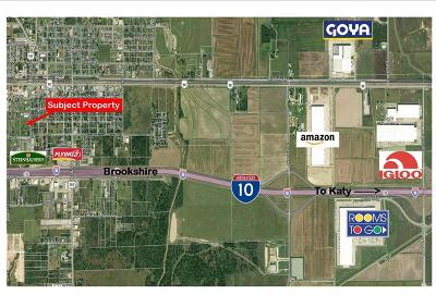 Brookshire Residential Lots & Land For Sale: 4468 South Street