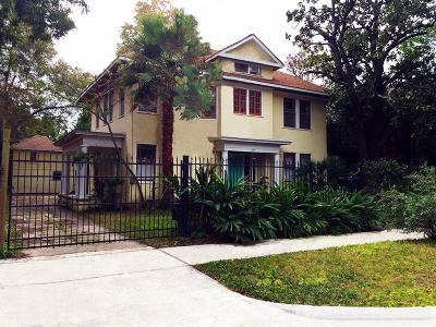 Houston Single Family Home For Sale: 509 Sul Ross Street