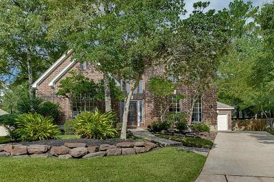 The Woodlands Single Family Home For Sale: 91 Stardust Place
