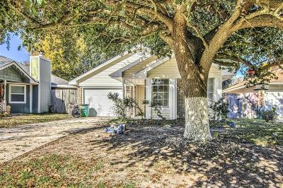 Tomball Single Family Home For Sale: 12110 Westwold Drive