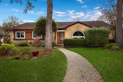 Houston Single Family Home For Sale: 10719 Archmont Drive