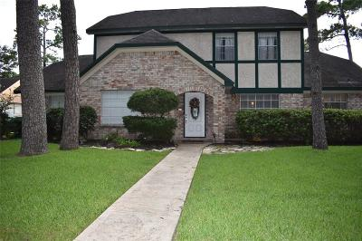 Houston Single Family Home For Sale: 12611 12611 Big Stone Dr Drive