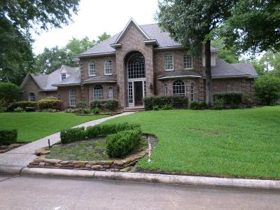 Galveston County, Harris County Single Family Home For Sale: 5911 Elmwood Hill Lane