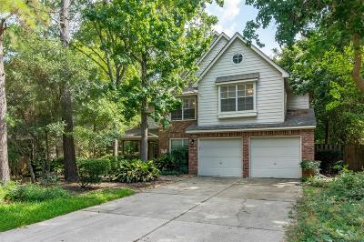 The Woodlands Single Family Home For Sale: 118 W Greywing Circle