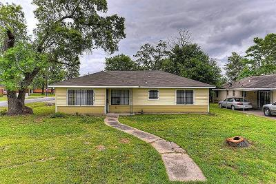 Houston Single Family Home For Sale: 9018 Surry Street